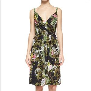 Isabel Marant Etoile tropical print dress